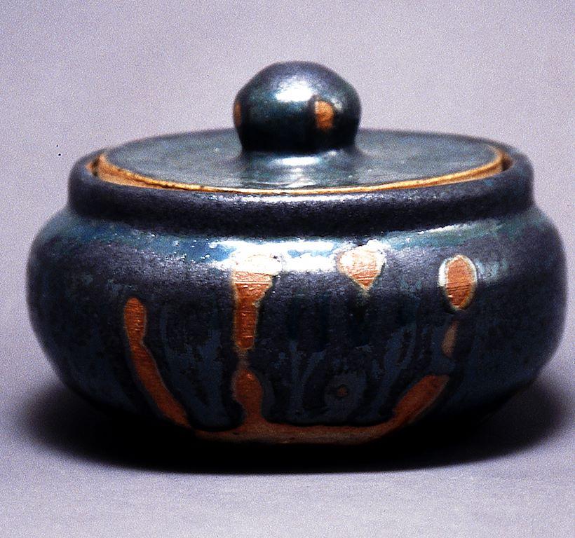 Ceramics: Functional - lidded jar assignment