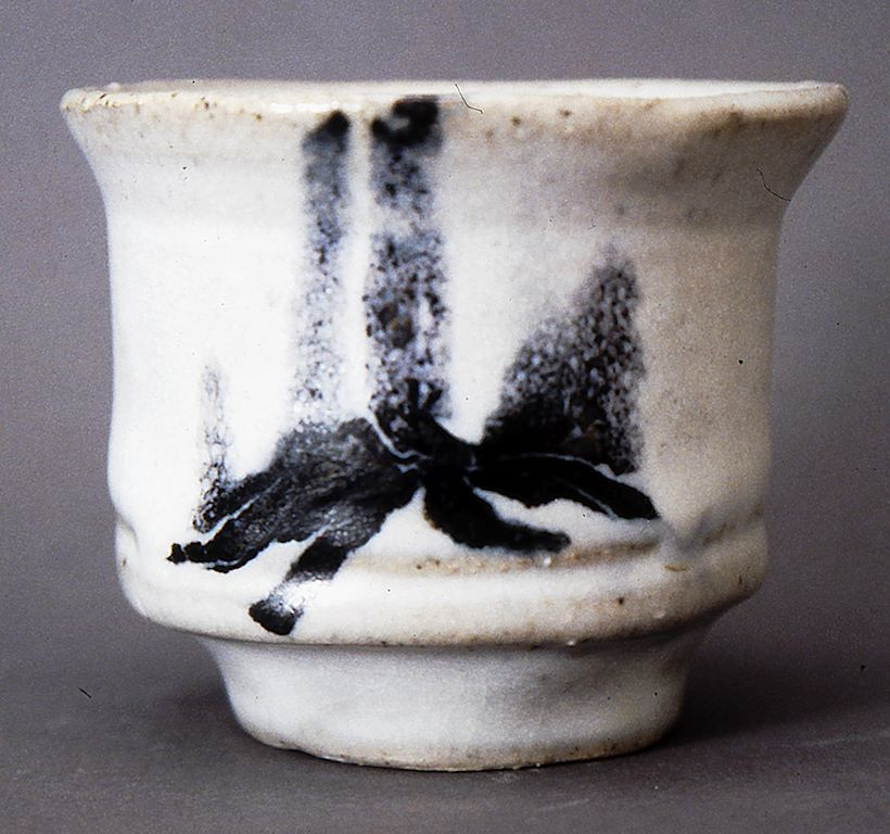 Ceramics: Functional - Teabowl and glaze assignment