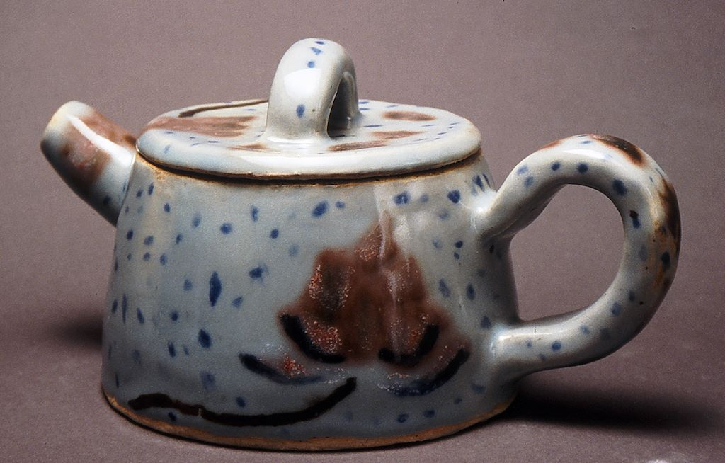 Ceramics: Functional - Teapot, final project