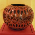 Traditional Honduran Pit Fired ware