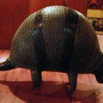 honduran pottery - armadillo