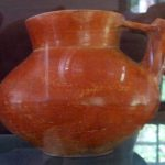 ceramic vessel from Nim Lin Punit site in Belize