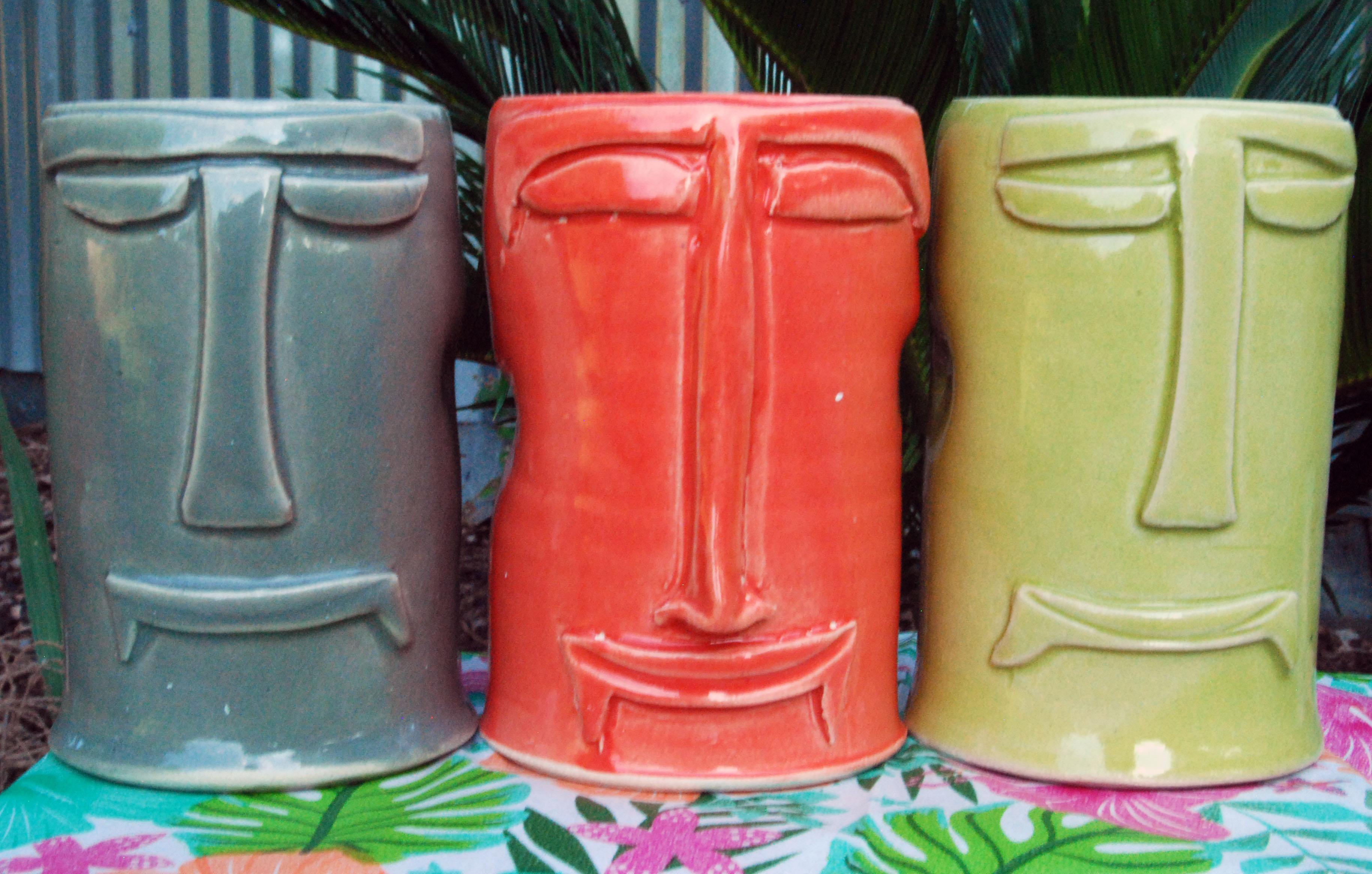 Tres Maoi